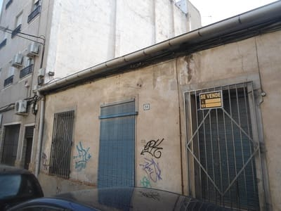 Ruine à vendre à Elda - 74 950 € (Ref: 3398184)