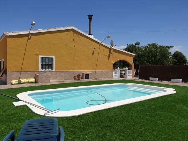 3 chambre Villa/Maison à vendre à Villena avec garage - 224 995 € (Ref: 4306921)