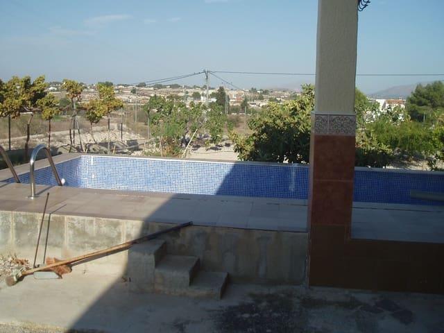 5 chambre Finca/Maison de Campagne à vendre à La Matanza - 128 000 € (Ref: 4888786)