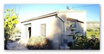 1 chambre Finca/Maison de Campagne à vendre à Caudete - 36 000 € (Ref: 5340456)
