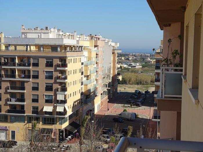 3 sypialnia Penthouse na sprzedaż w Oliva z garażem - 130 000 € (Ref: 5225698)
