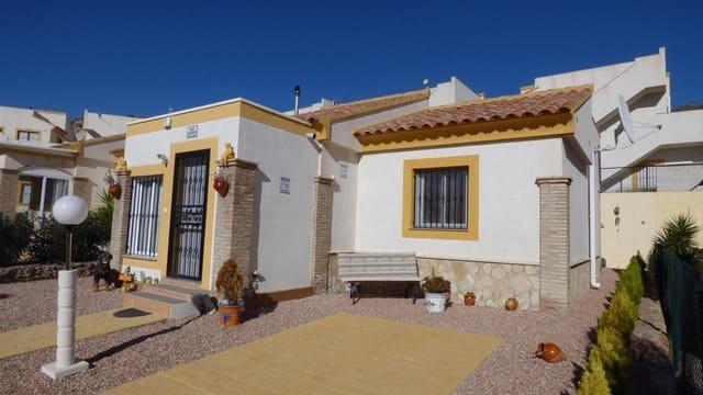 2 makuuhuone Huvila myytävänä paikassa Camposol - 84 995 € (Ref: 3301274)