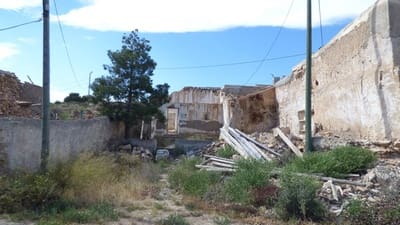 Undeveloped Land for sale in Alhama de Murcia - € 17,000 (Ref: 4631602)