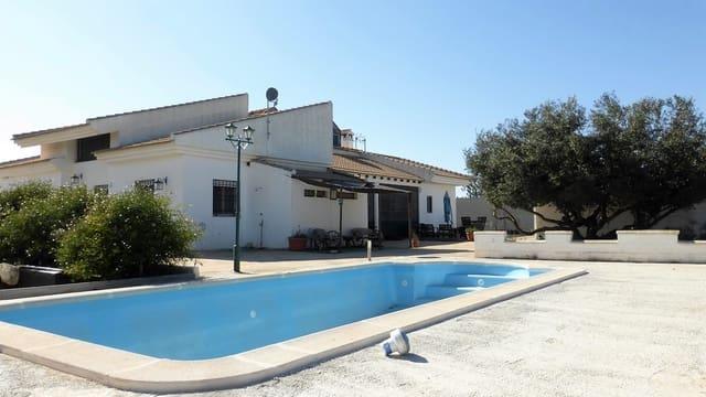 8 soverom Finca/Herregård til salgs i La Pinilla med svømmebasseng garasje - € 299 000 (Ref: 5130529)