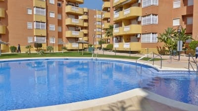 2 Zimmer Apartment zu verkaufen in Puerto de Mazarron - 99.995 € (Ref: 5283147)