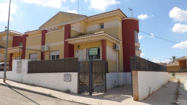 Adosado de 3 habitaciones en El Pareton en venta - 129.995 € (Ref: 5521983)