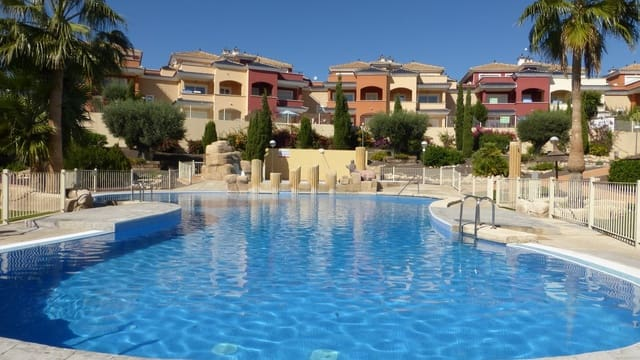 2 soveværelse Lejlighed til salg i Banos y Mendigo - € 125.000 (Ref: 5892147)