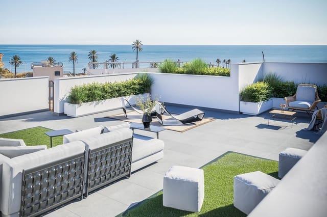 2 makuuhuone Huoneisto myytävänä paikassa Puerto de Mazarron mukana  autotalli - 171 000 € (Ref: 6127282)