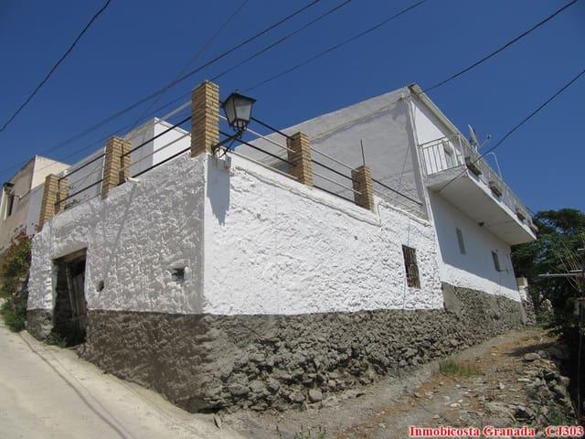 5 sypialnia Finka/Dom wiejski na sprzedaż w Albunol - 130 000 € (Ref: 4695118)