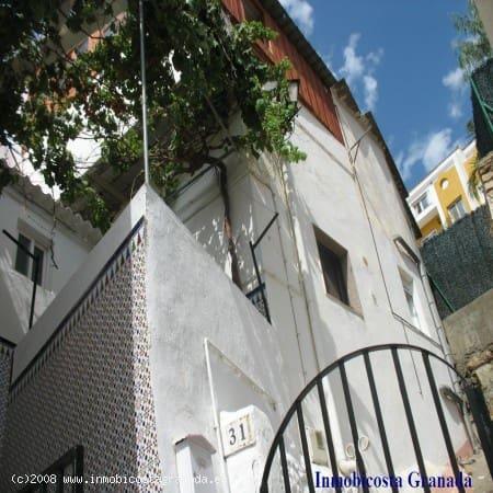 Casa de 4 habitaciones en Albuñol en venta - 64.948 € (Ref: 566965)