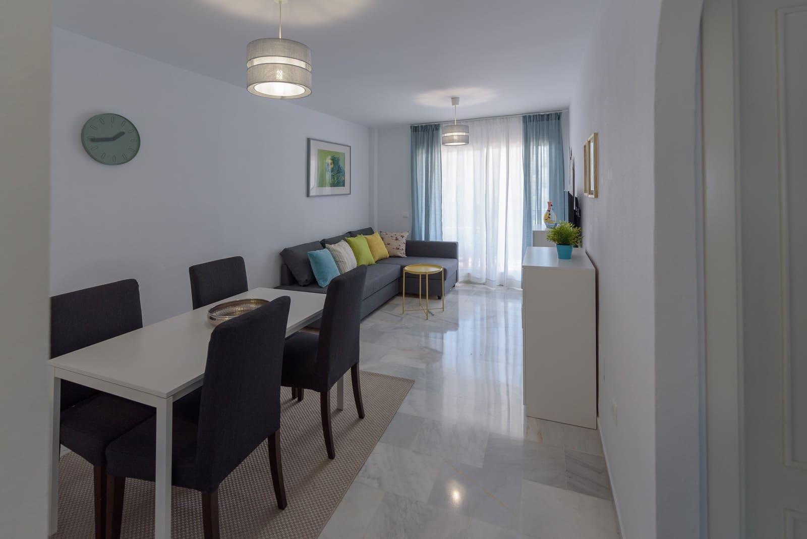 2 bedroom Apartment for rent in La Cala de Mijas with pool - € 650 (Ref: 4100940)