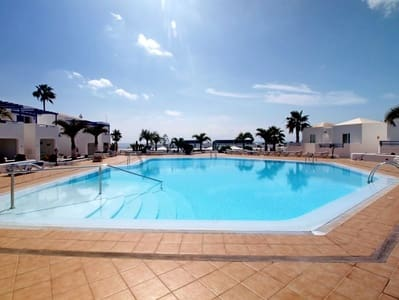 1 Bedroom Apartment For In Matagorda Lanzarote With Pool 135 000 Ref