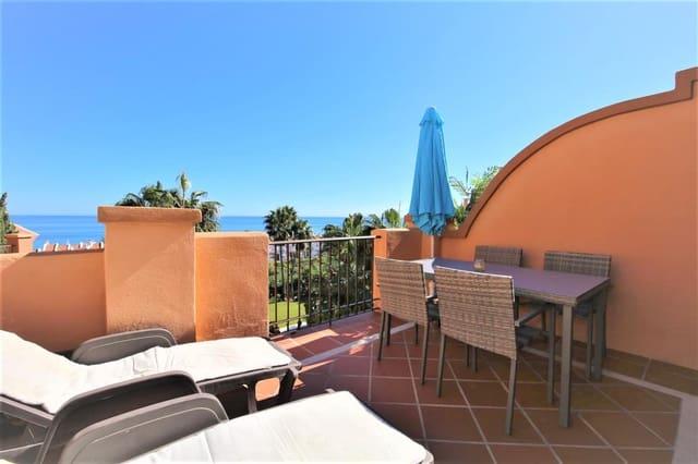 Ático de 2 habitaciones en Manilva en venta con piscina - 159.000 € (Ref: 3222127)