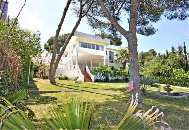 4 sypialnia Willa do wynajęcia w Miasto Malaga z basenem - 3 200 € (Ref: 5851682)