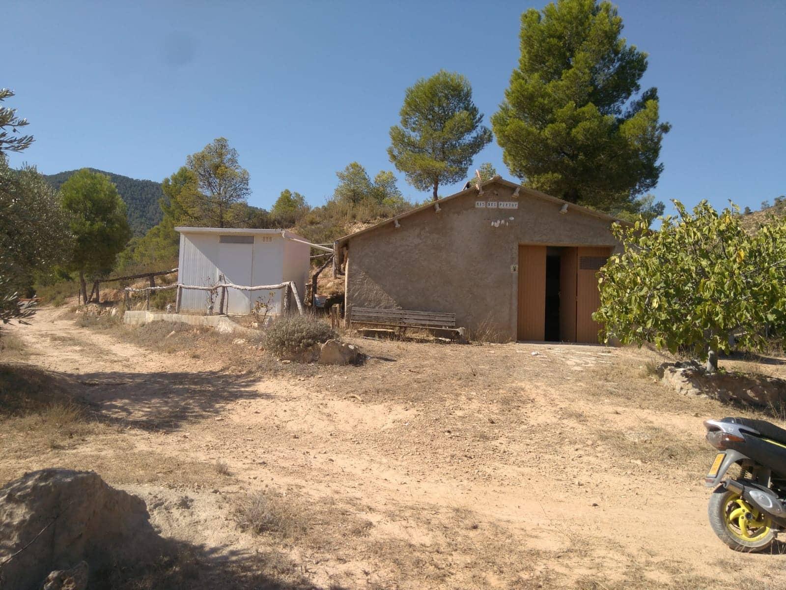 Finca/Casa Rural de 1 habitación en Flix en venta con garaje - 59.000 € (Ref: 5086232)