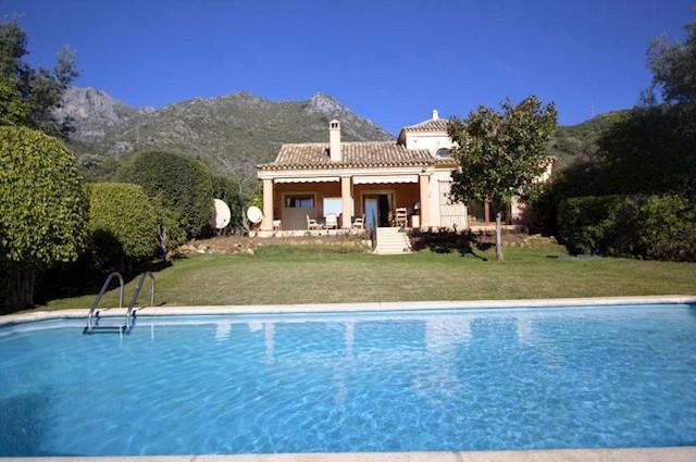 5 sovrum Villa för semesterbostäder i Marbella med pool - 10 000 € (Ref: 3466743)
