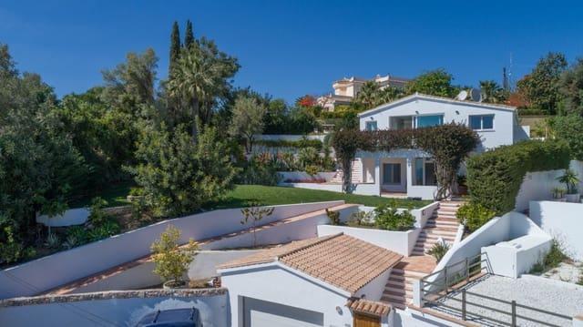 4 sovrum Villa till salu i El Rosario med pool garage - 1 150 000 € (Ref: 4170611)