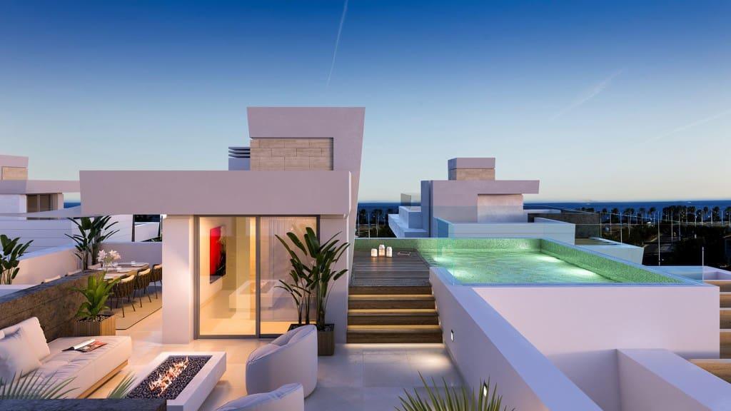 4 Zimmer Villa zu verkaufen in San Pedro de Alcantara mit Pool Garage - 1.600.000 € (Ref: 4170700)