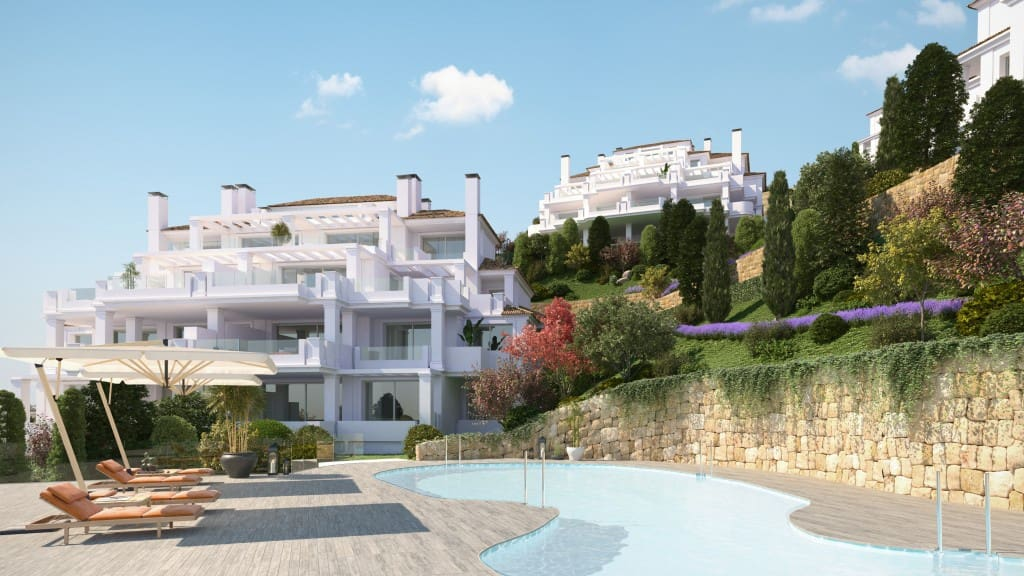 2 bedroom Apartment for sale in Marbella with pool - € 615,000 (Ref: 4834106)
