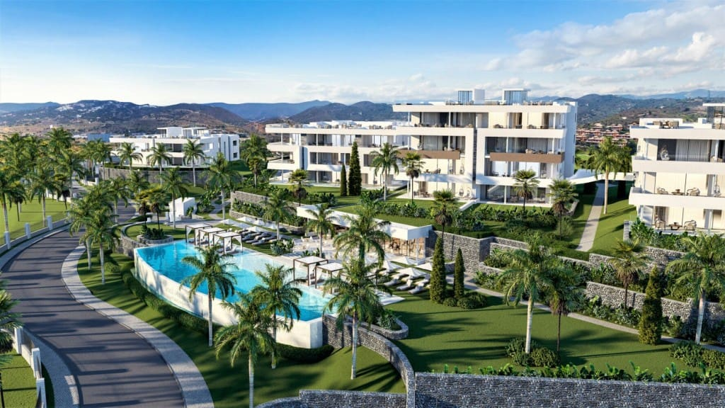 3 bedroom Apartment for sale in Marbella with pool - € 790,000 (Ref: 5035576)