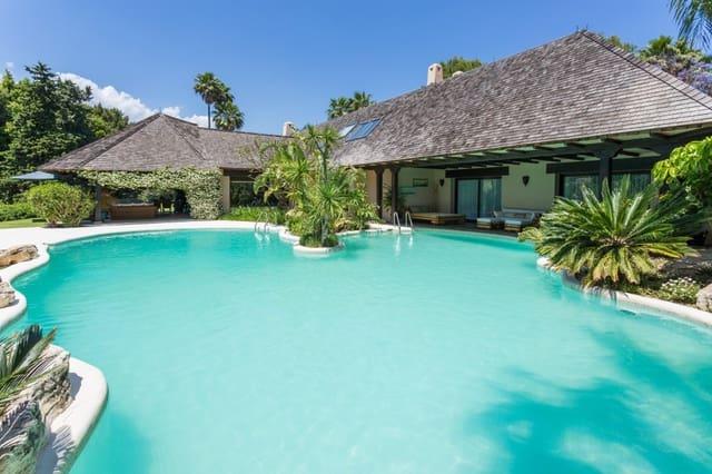 5 sovrum Villa till salu i Rio Real med pool - 3 820 000 € (Ref: 5189123)
