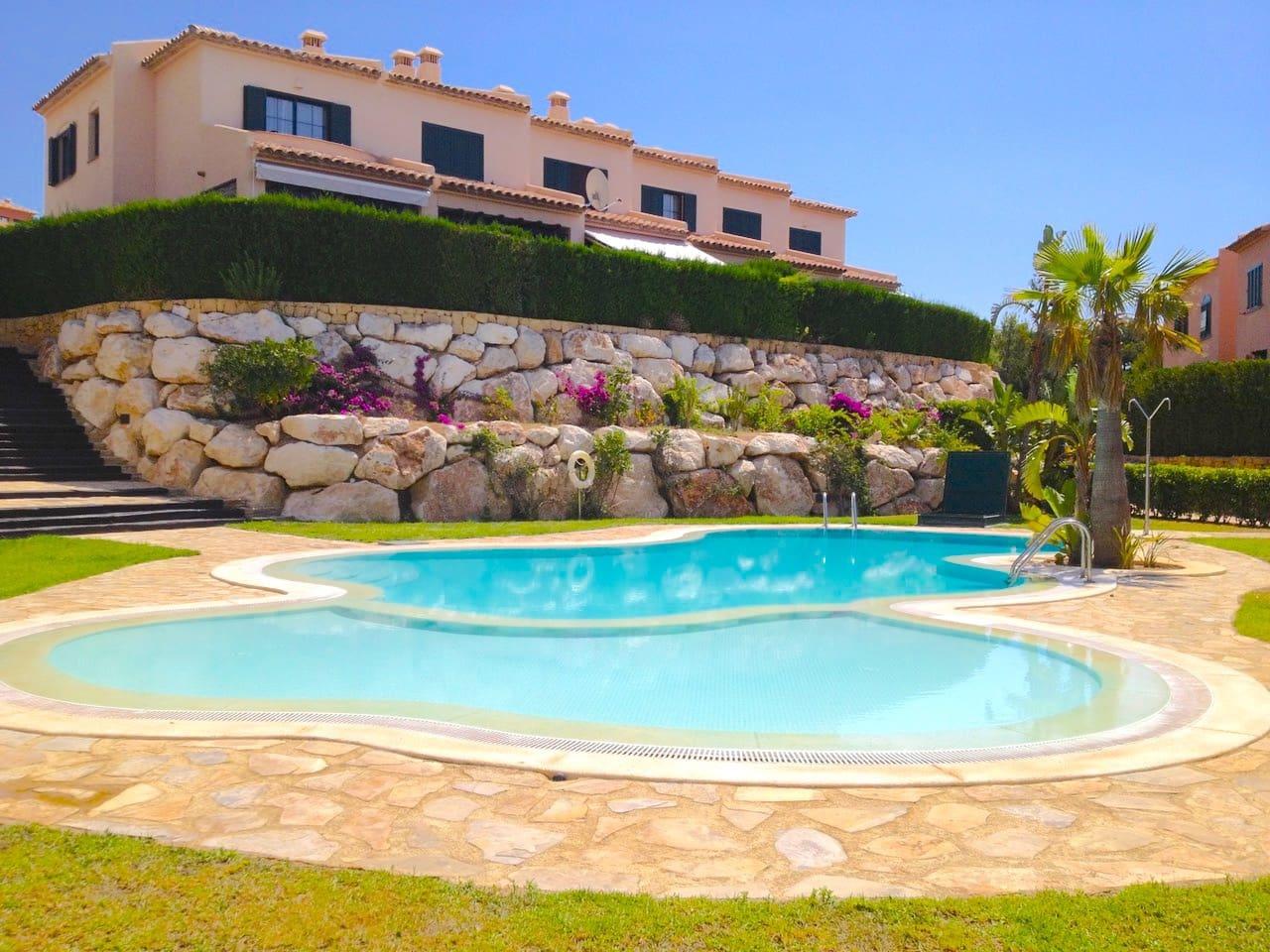3 sypialnia Dom na kwatery wakacyjne w Finestrat z basenem - 440 € (Ref: 1769753)
