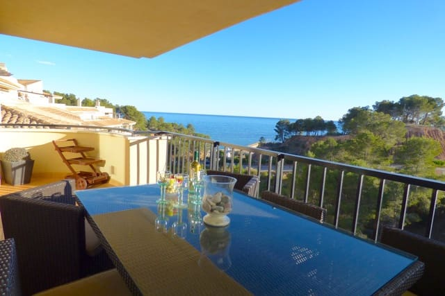 3 bedroom Apartment for holiday rental in Altea with pool garage - € 415 (Ref: 3076870)
