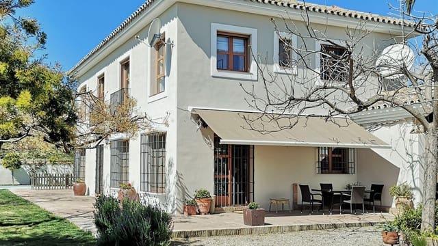 4 sovrum Finca/Hus på landet till salu i Ronda med pool - 995 000 € (Ref: 4567764)