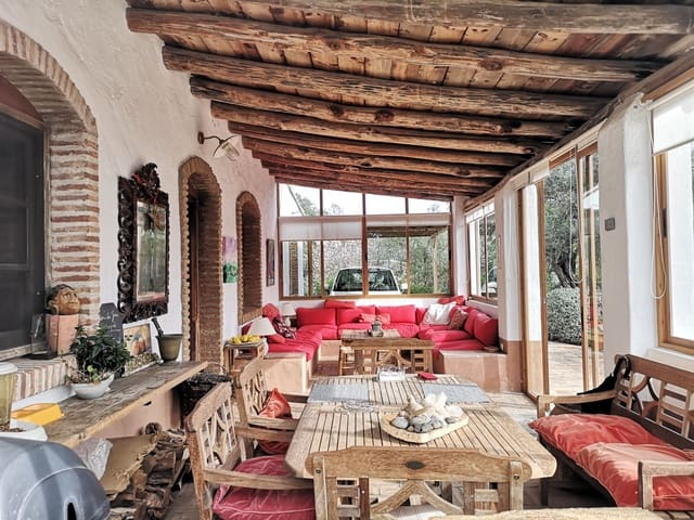 3 sypialnia Finka/Dom wiejski na sprzedaż w Jubrique z basenem garażem - 460 000 € (Ref: 5027479)