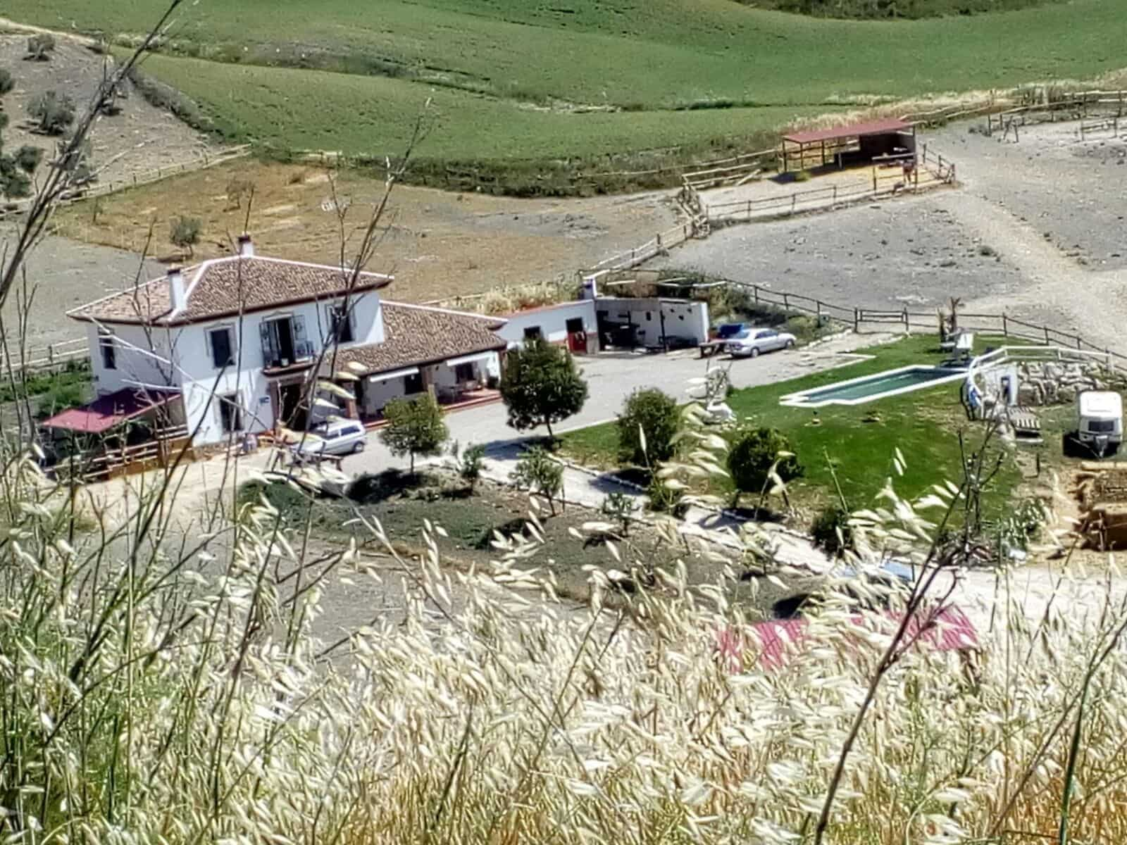 7 bedroom Finca/Country House for rent in Ronda with garage - € 2,000 (Ref: 5314661)