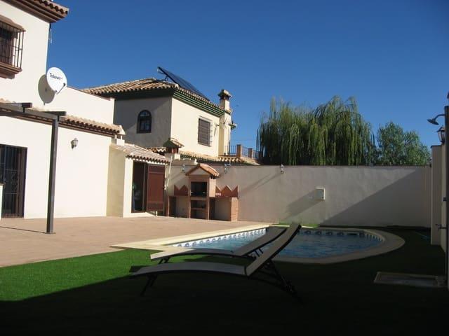 5 soverom Hus til leie i Ronda med svømmebasseng garasje - € 1 000 (Ref: 5523382)