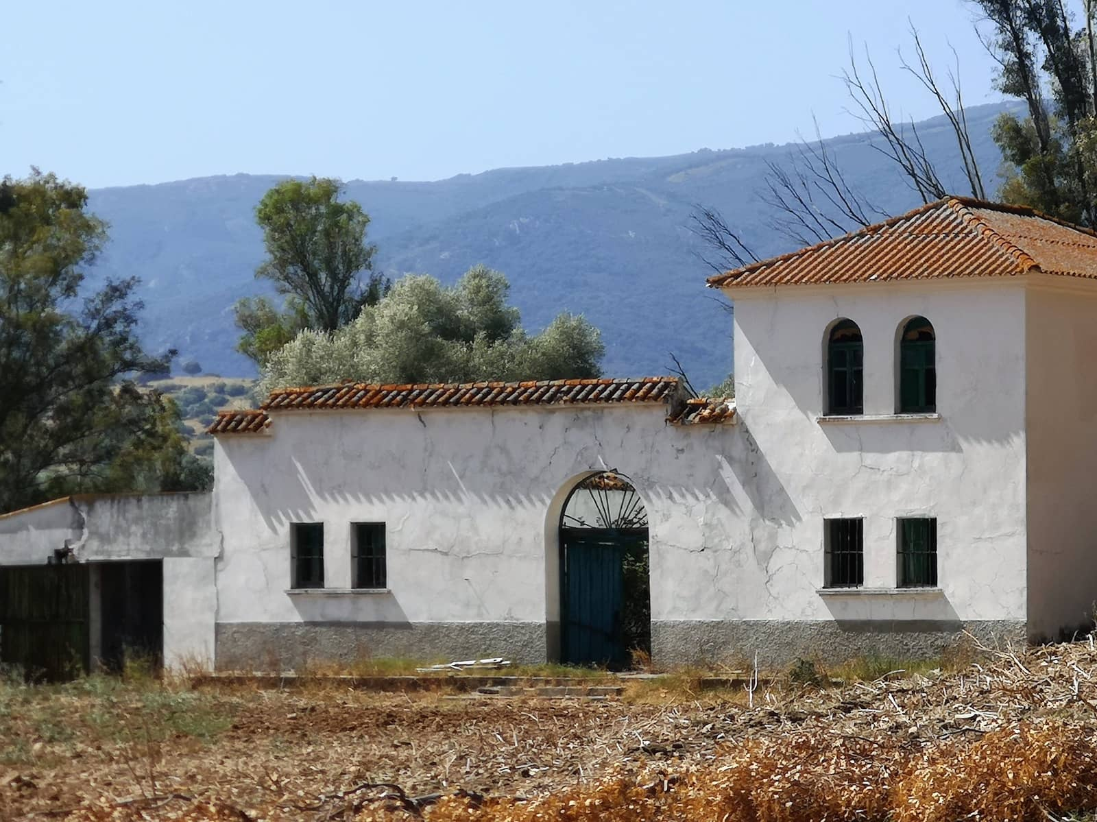 4 chambre Finca/Maison de Campagne à vendre à Jimena de la Frontera avec garage - 200 000 € (Ref: 5526778)