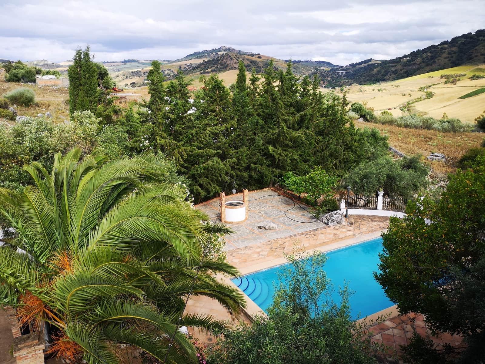 9 sypialnia Finka/Dom wiejski na sprzedaż w Ronda z basenem - 900 000 € (Ref: 5648492)