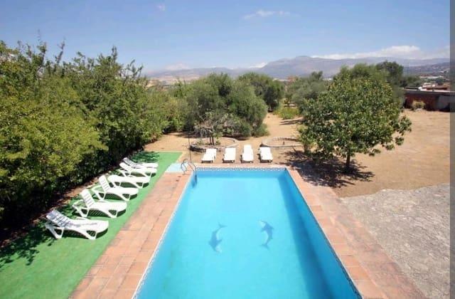 5 sypialnia Dom na sprzedaż w Ronda z basenem garażem - 385 000 € (Ref: 5845459)