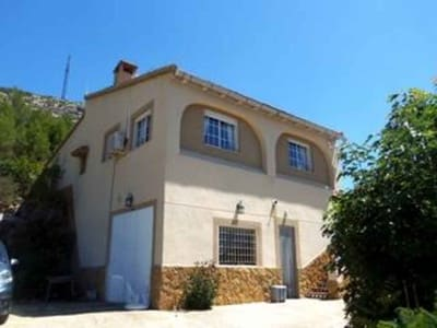 3 bedroom Villa for sale in Bunol with pool - € 130,000 (Ref: 2474211)