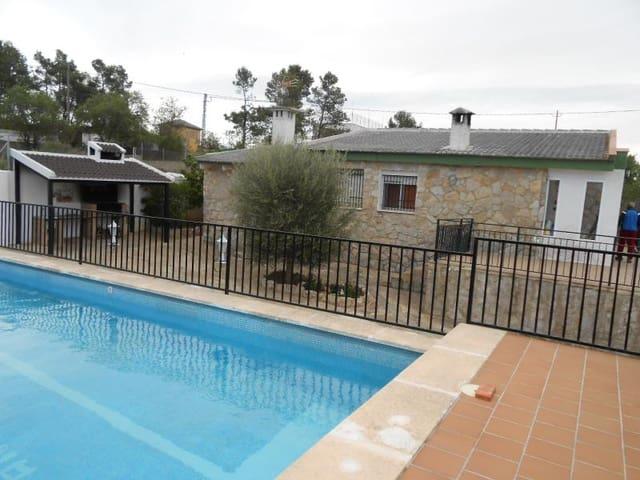 3 sovrum Villa till salu i Siete Aguas med pool - 140 000 € (Ref: 4913172)
