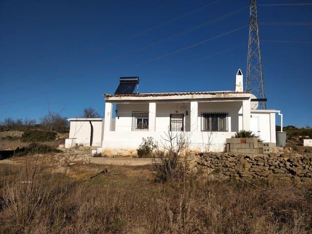 3 sovrum Finca/Hus på landet till salu i Dos Aguas - 75 000 € (Ref: 5794799)