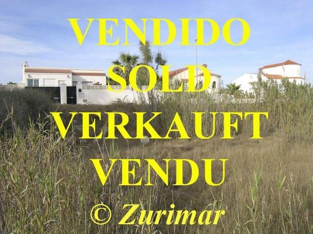 Byggetomt til salgs i Guardias Viejas - € 65 000 (Ref: 3298422)