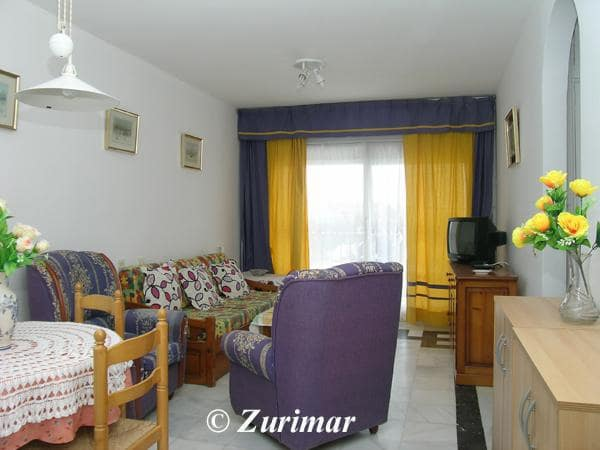 1 Zimmer Ferienapartment in Roquetas de Mar mit Pool - 175 € (Ref: 4207893)