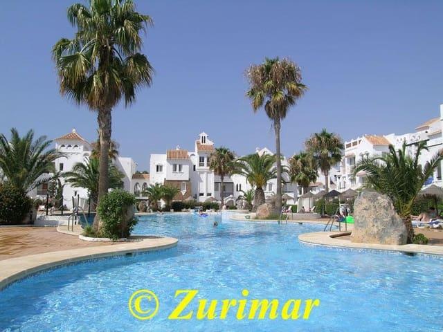 2 Zimmer Apartment zu verkaufen in Roquetas de Mar mit Pool - 140.000 € (Ref: 4284170)