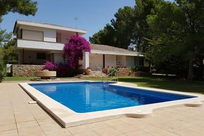 5 Zimmer Villa zu verkaufen in Sant Jordi d'Alfama mit Pool Garage - 595.000 € (Ref: 4805821)