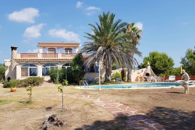 5 Zimmer Villa zu verkaufen in L'Ampolla mit Pool Garage - 410.000 € (Ref: 5485402)