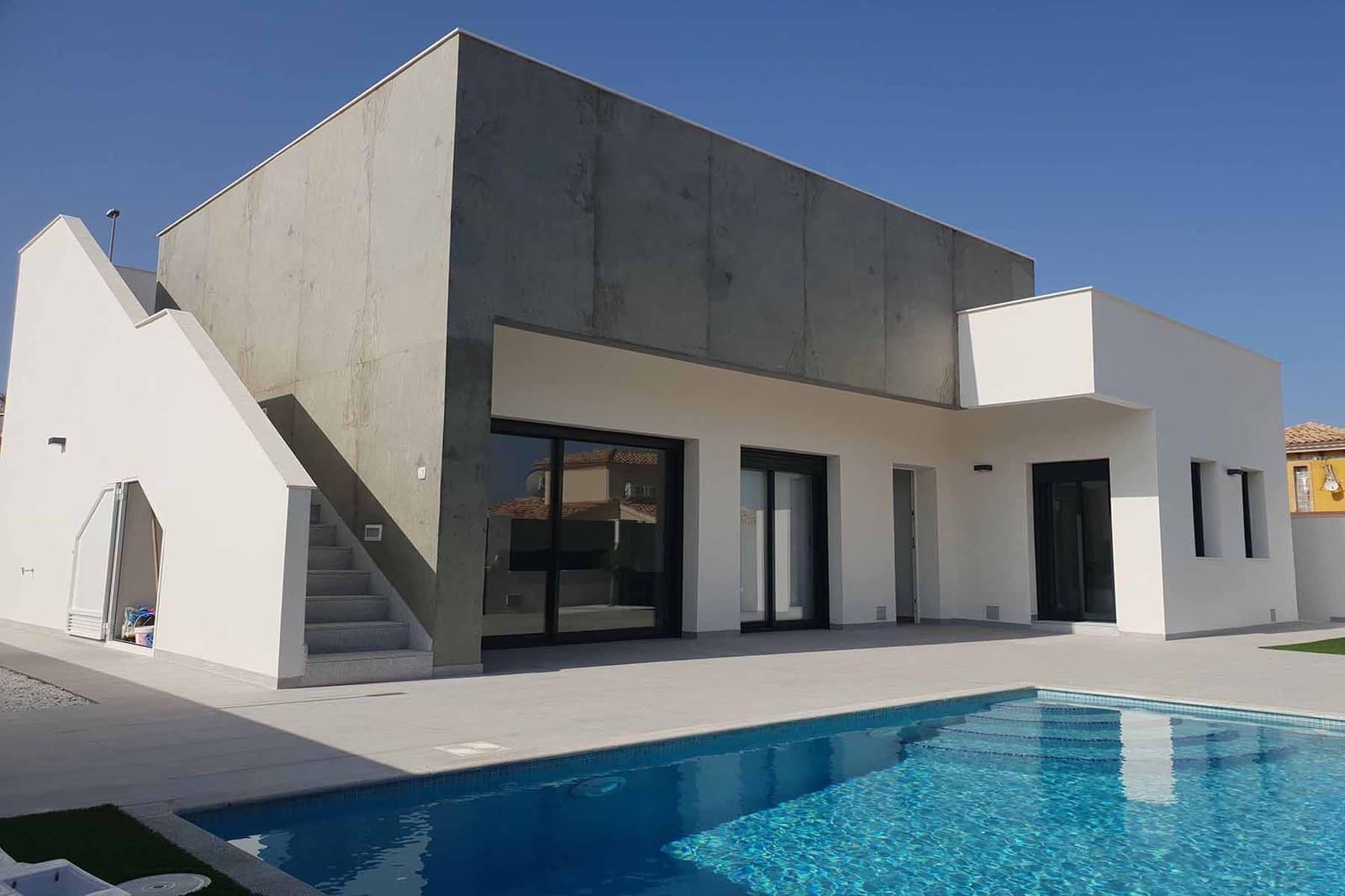 Chalet de 3 habitaciones en Pilar de la Horadada en venta con piscina - 246.990 € (Ref: 4330529)
