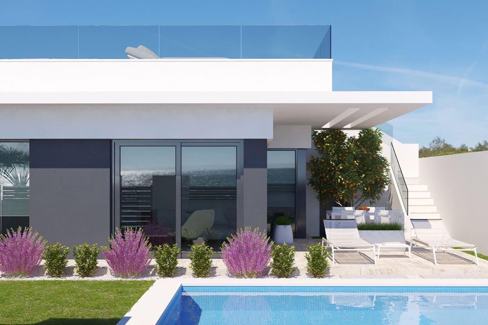 Pareado de 3 habitaciones en Orihuela en venta con piscina - 204.900 € (Ref: 4448383)