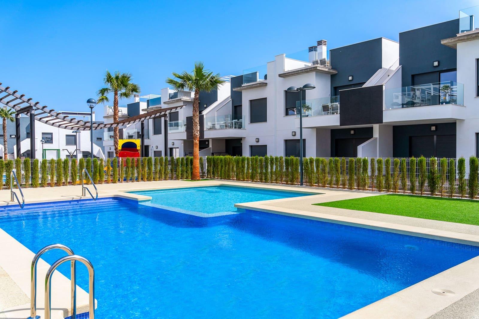 Apartamento de 2 habitaciones en Pilar de la Horadada en venta con piscina - 189.900 € (Ref: 4824401)