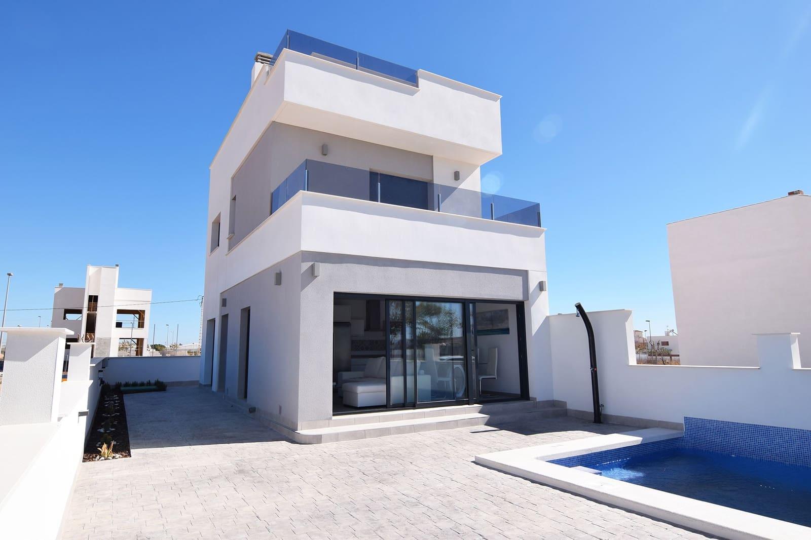 Chalet de 2 habitaciones en Pilar de la Horadada en venta con piscina - 209.900 € (Ref: 4960382)