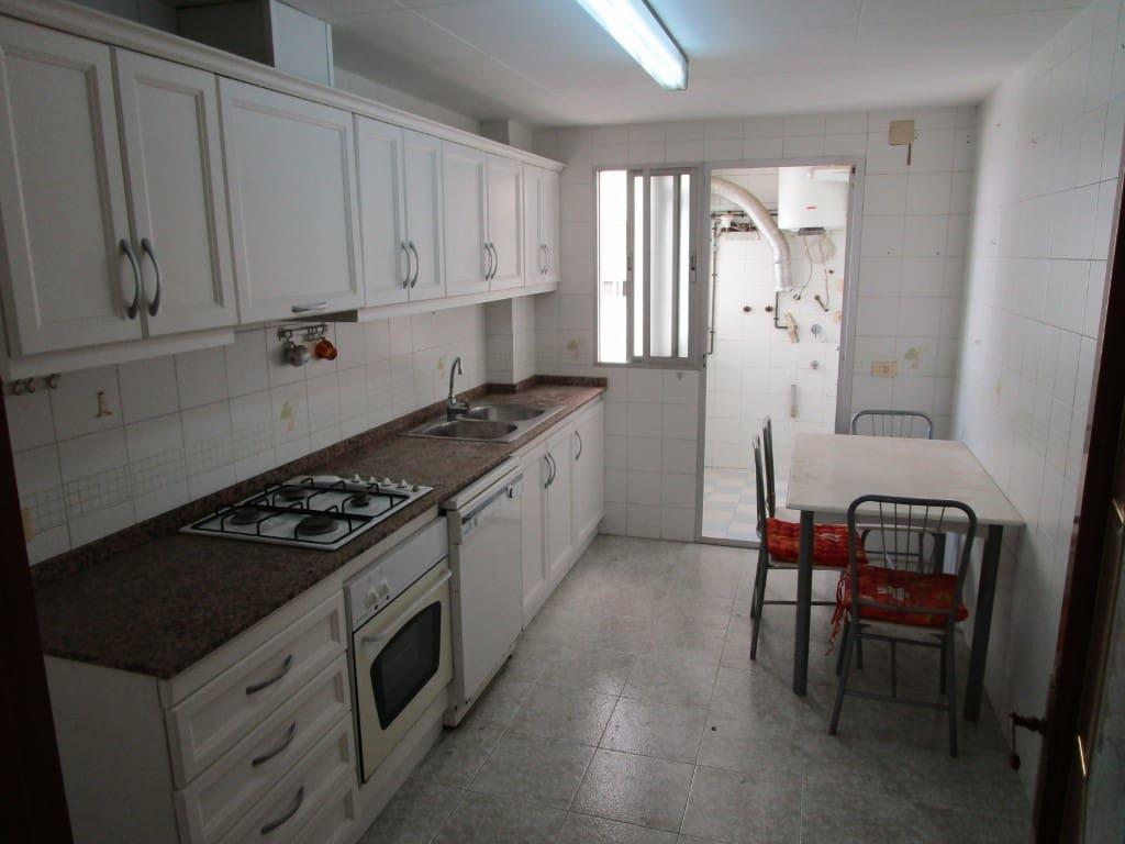 4 sypialnia Mieszkanie na sprzedaż w Alzira - 70 000 € (Ref: 4983189)