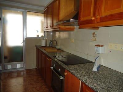 3 slaapkamer Flat te huur in Alzira - € 450 (Ref: 5403015)
