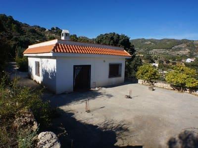 Finca/Casa Rural de 3 habitaciones en Guajar Alto en venta - 110.000 € (Ref: 4959645)