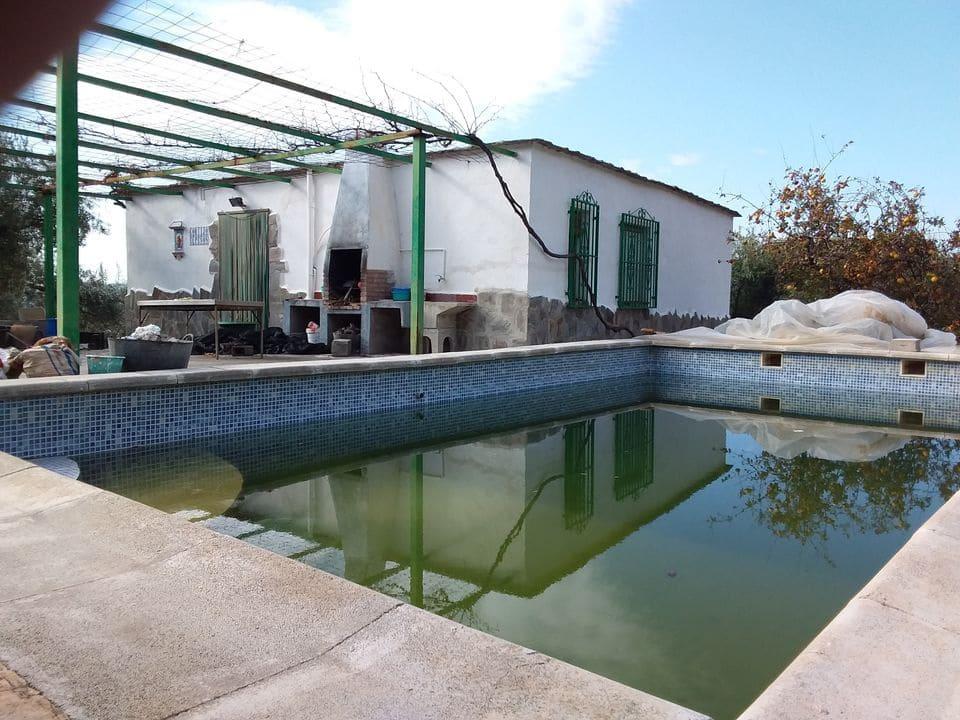 Finca/Casa Rural de 2 habitaciones en Lanjarón en venta con piscina - 125.000 € (Ref: 4970794)